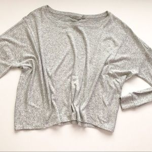 Athleta brand box sweater